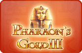 Pharaohs Gold III - играть онлайн